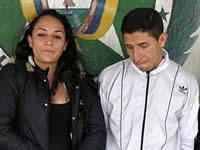 Capturada pareja de atracadores en el centro de Soacha