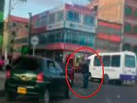 Transportadores  informales denuncian  extorsión para  movilizar pasajeros en Soacha