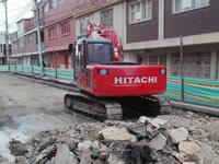 Más de 15 mil millones de pesos  en reparcheo y recuperación de vías en Soacha