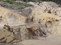 Autoridades dicen que Soacha está libre de minería ilegal