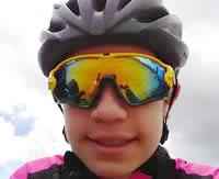 Hoy son las exequias de joven promesa del ciclismo soachuno que murió en accidente