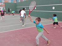 Club de tenis de Soacha se quedó sin docente de apoyo