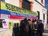 Sena Soacha continúa en paro