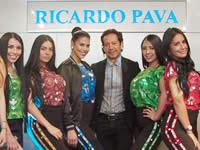 """Néctar y Ron Santafé por Ricardo Pava """"un brindis lleno de moda"""""""