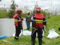 Encuentran cuerpos  de dos menores ahogados en  Madrid, Cundinamarca
