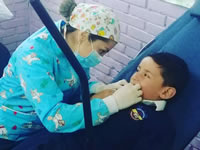 Ese de Soacha participó en jornada de higiene oral