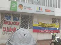 Diálogo y una sede propia solucionaría el paro Sena Soacha