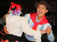 Baile y folclor en primer festival de danza en Soacha