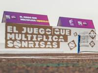 En Villa Mercedes Soacha se estrena cancha elaborada con material reciclado