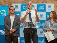 Peñalosa anuncia apertura de licitación  de la Avenida Alsacia – Tintal