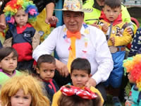 Alcalde de Soacha gana premio por la defensa de los derechos de niños