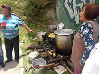 Habitantes de comuna cinco se reunieron alrededor de una feria de servicios