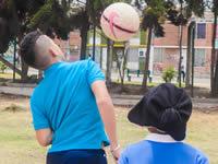 'Convivir Jugando' puso el balón a rodar para su gran cierre en Soacha