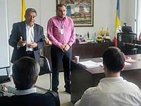 Alcaldía de Soacha busca  compromisos para arreglar vía Indumil