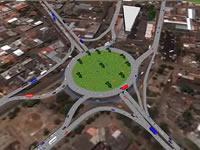 Con intercambiador vial se solucionaría trancón por la Autopista Sur entre Soacha y Bosa