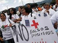 Desde Soacha partió   caravana hasta Ocaña para exigir la verdad en los casos Falsos Positivos