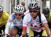La Vuelta a Colombia femenina llegó hasta Socha