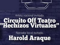 Comedia en el Teatro Sua de Soacha