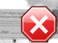 Concejal bogotano exige retiro de vallas de Uber