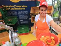 Productos campesinos de Soacha y Sibaté llegan a mercados bogotanos este fin de semana