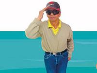 Chitis, el personaje más popular de Soacha,  conocerá el mar