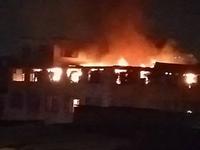 Incendio  en fábrica de Soacha sigue evidenciando la necesidad  de mayores recursos para bomberos