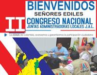 Soacha presentará ponencia en el II Congreso Nacional de Ediles