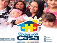 15 municipios de Cundinamarca beneficiados con 'Podemos casa'
