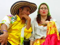 Danzas y obras teatrales de Soacha  se apreciarán en México