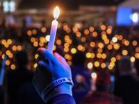 Un mensaje a la vida y al respeto de los derechos humanos dejó la velatón de Soacha