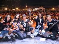 Llega a Soacha el VI Festival Sua Rock