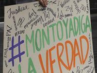"""El """"problema grande"""" que el General Montoya quería ocultar"""