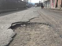 Colpatria no quiere pagar póliza de garantía por deterioro de vías en Ducales Soacha