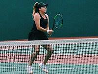 Tenista Arantxa Sánchez triunfa en México