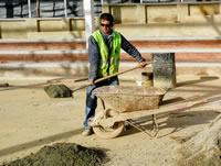 Avanza construcción del polideportivo La Veredita en Soacha
