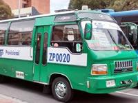 Incrementa $100  la tarifa de transporte público colectivo en Bogotá
