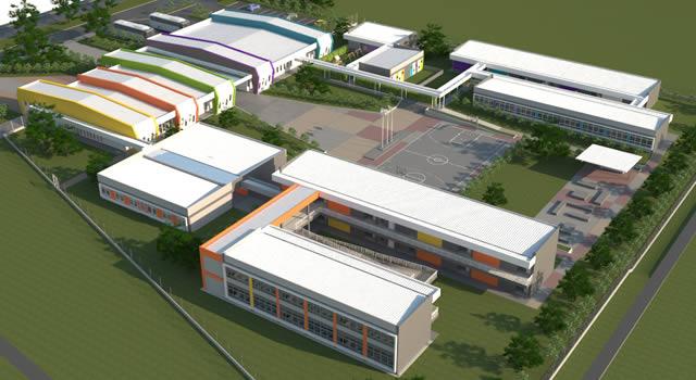 Nuevo megacolegio para Soacha