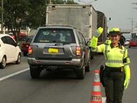 Por puente festivo se suspenden obras en autopista  sur sector  Soacha