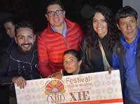 Taller teatro, segundo lugar en el XIII Festival de comparsas Diosa Xie
