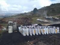 Nueve detenidos  durante  operación contra minería ilegal en Soacha