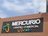 Mercurio enciende sus luces navideñas