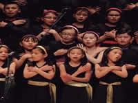 Talento de niños de Soacha es reconocido por París