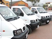Continúa sustitución  de vehículos de tracción animal en Soacha