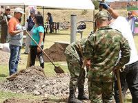 Puntos críticos en materia  ambiental serán recuperados en Soacha