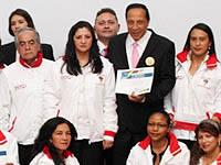 Soacha gana premio en salud