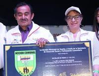 Con premios en efectivo, Soacha reconoce labor de las Juntas de Acción Comunal