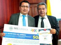 Por segundo año consecutivo, Soacha gana Premio a la Excelencia en Contratación