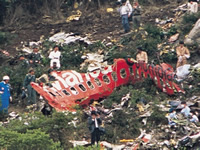 Hace 29 años Soacha fue testigo de atentado a vuelo 203 de Avianca