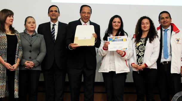 Soacha, líder de oro en salud en Cundinamarca
