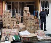 Decomisan licor adulterado en Soacha y Bogotá